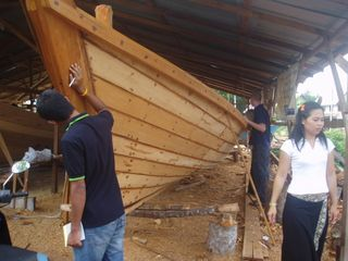 Boat Project - Thailand - Photo by Saundra Schimmelpfennig